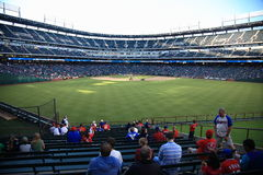 Texas Rangers Ballpark in Arlington Royalty Free Stock Photography