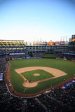 Texas Rangers Ballpark in Arlington Stock Image