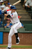 Texas Rangers Batter Arkivbild