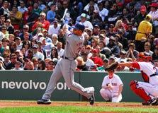 Texas Rangers de Josh Hamilton Fotos de Stock Royalty Free