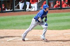 Texas Rangers #32 Josh Hamilton Fotografia Stock