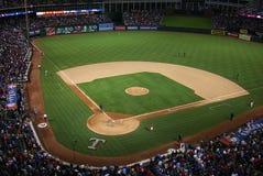 Texas Rangers - parque da vida do globo em Arlington foto de stock