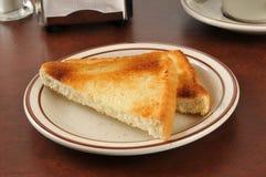 Texas rostat bröd arkivbilder