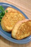 texas rostat bröd Royaltyfri Bild
