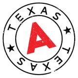 Texas rubber stamp Stock Photos