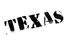 Texas rubber stamp Royalty Free Stock Photos