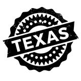 Texas rubber stamp Royalty Free Stock Image