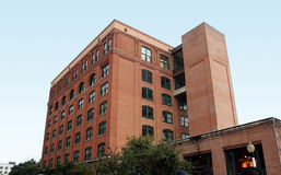 Texas School Book Depository Royalty Free Stock Photos