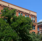 Texas School Book Depository Lizenzfreie Stockbilder