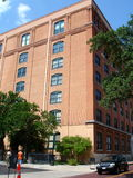 Texas School Book Depository en Dallas Foto de archivo