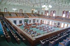 Texas Senate Chamber Stock Fotografie