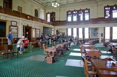 Texas Senate Chamber Stock Foto