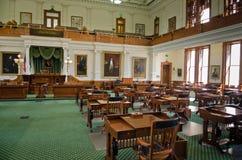 Texas Senate Chamber Royalty-vrije Stock Fotografie
