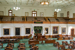 Texas Senate Chamber Stock Photos