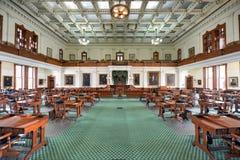 Texas Senate Chamber, Austin Texas Stock Photo