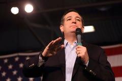 Texas Senator Ted Cruz gester Fotografering för Bildbyråer