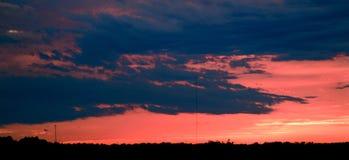 Texas Sky del sud 2 Fotografie Stock