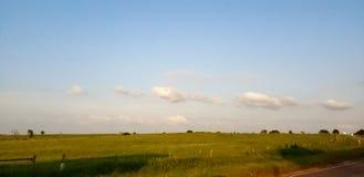 Texas sky Stock Photos