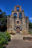 Texas Spanish Mission Espada Royalty Free Stock Photo