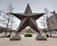 Texas Star Fotografía de archivo libre de regalías