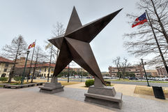 Texas Star Arkivfoto