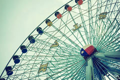 Texas Star ferris wheel Stock Photos