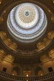 Texas State Capitol�s ceiling Stock Image