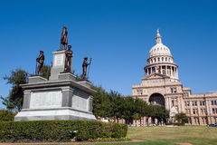 Texas State Capitol Stock Image