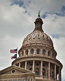 Texas State Capitol building Royalty Free Stock Photo