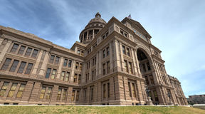 Texas State Capitol Building Photographie stock