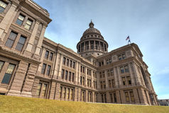 Texas State Capitol Building Photo stock
