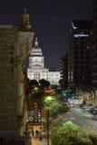 Texas State Capitol Building - Austin, Texas Royaltyfria Bilder