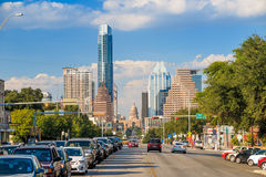 Texas State Capitol Building in Austin, TX. Royalty Free Stock Photography