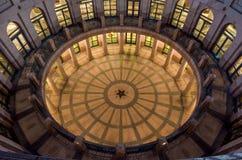 Texas State Capitol Building dans Austin, TX Au crépuscule Photo libre de droits