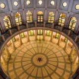 Texas State Capitol Building dans Austin, TX Au crépuscule Image stock