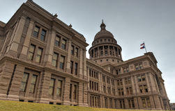 The Texas State Capitol Building Stock Photo