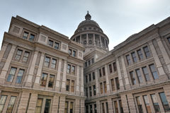 The Texas State Capitol Building Royalty Free Stock Photo