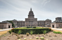 The Texas State Capitol Building Stock Images