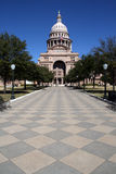 Texas State Capitol Building Entrance Royalty Free Stock Images