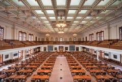 Texas State Capitol House av representanter, Austin, Texas Arkivbild