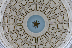 Texas State Capitol (interior) Stock Photography