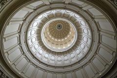 Texas State Capitol Rotunda Austin, Texas Royaltyfria Foton