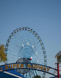 Texas State Fair Ferris Wheel imagem de stock royalty free