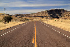 Texas State Highway 118 Photo libre de droits