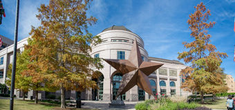 Texas State History Museum Imagenes de archivo