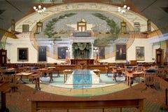 Texas State Legislature office and symbol Stock Image