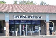 Texas State Optical, Fort Worth, il Texas immagini stock libere da diritti