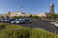 Texas Station Hotel in Las Vegas, NV on May 29, 2013 Stock Images