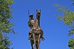 Texas Statue Stock Photos