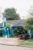 Texas Tattoo Emporium, dans Montrose, Houston, le Texas photo libre de droits